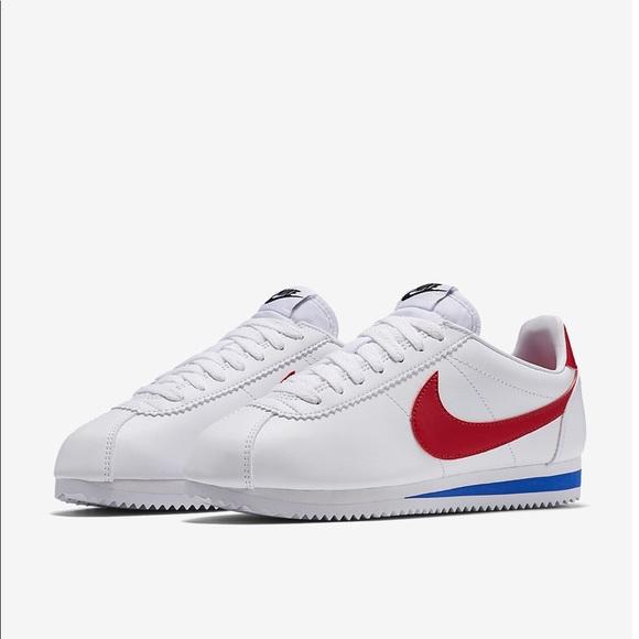la venta de zapatos venta profesional muy baratas Nike Shoes | Classic Cortez Red White And Blue | Poshmark